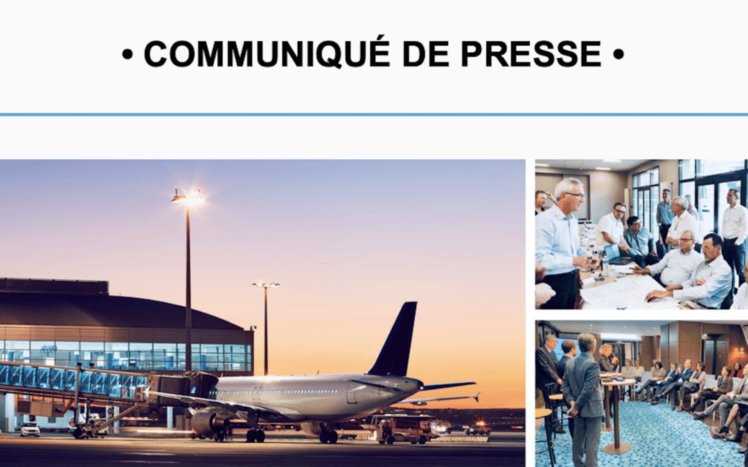 Communiqué de Presse : UNE 100ème ENTREPRISE REJOINT LE PROGRAMME STRATEXIO !