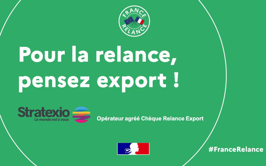 Prolongation du Chèque Relance Export