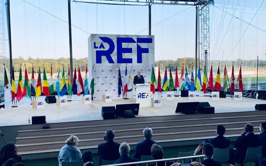 La REF Francophone et la REF21